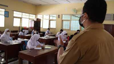 SMA Negeri 6 Yogyakarta Menyelenggarakan Pembelajaran Tatap Muka Terbatas